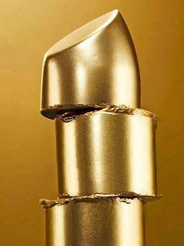 Photo of Gylden leppestift regler for å følge: De gylne leppene Så Haute N Luxe – mote, smykker, sminke, sko, tatoveringsmodeller