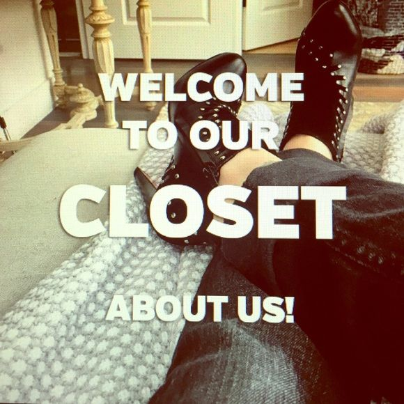 ABOUT OUR CLOSET  Welcome to our closet! We are two girls with a love of all things fashion.  You'll find a range of sizes and brands between us! Lots of Louboutins, Channel, Equipment, L'Agence and more being listed soon!  Should you have any questions feel free to ask, always open to offers (no trades) and just need to make space! ☺️ Christian Louboutin Shoes
