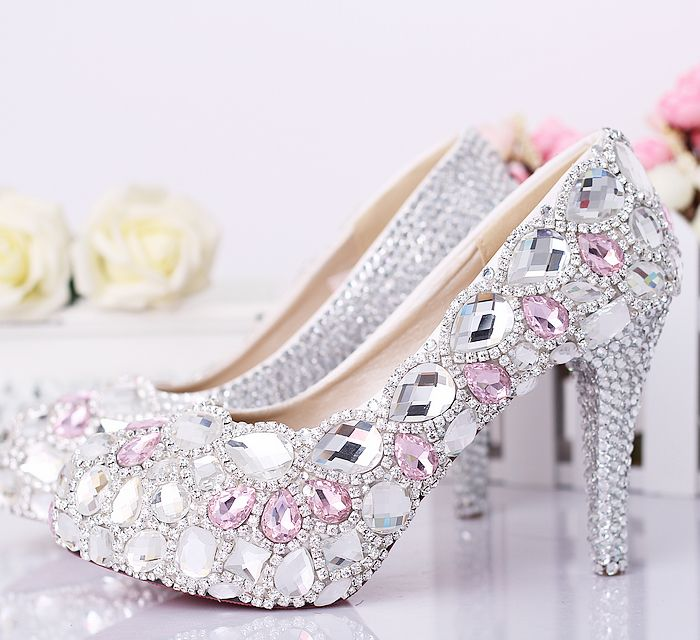 17 Best images about Pink wedding shoes on Pinterest | Blush pink ...