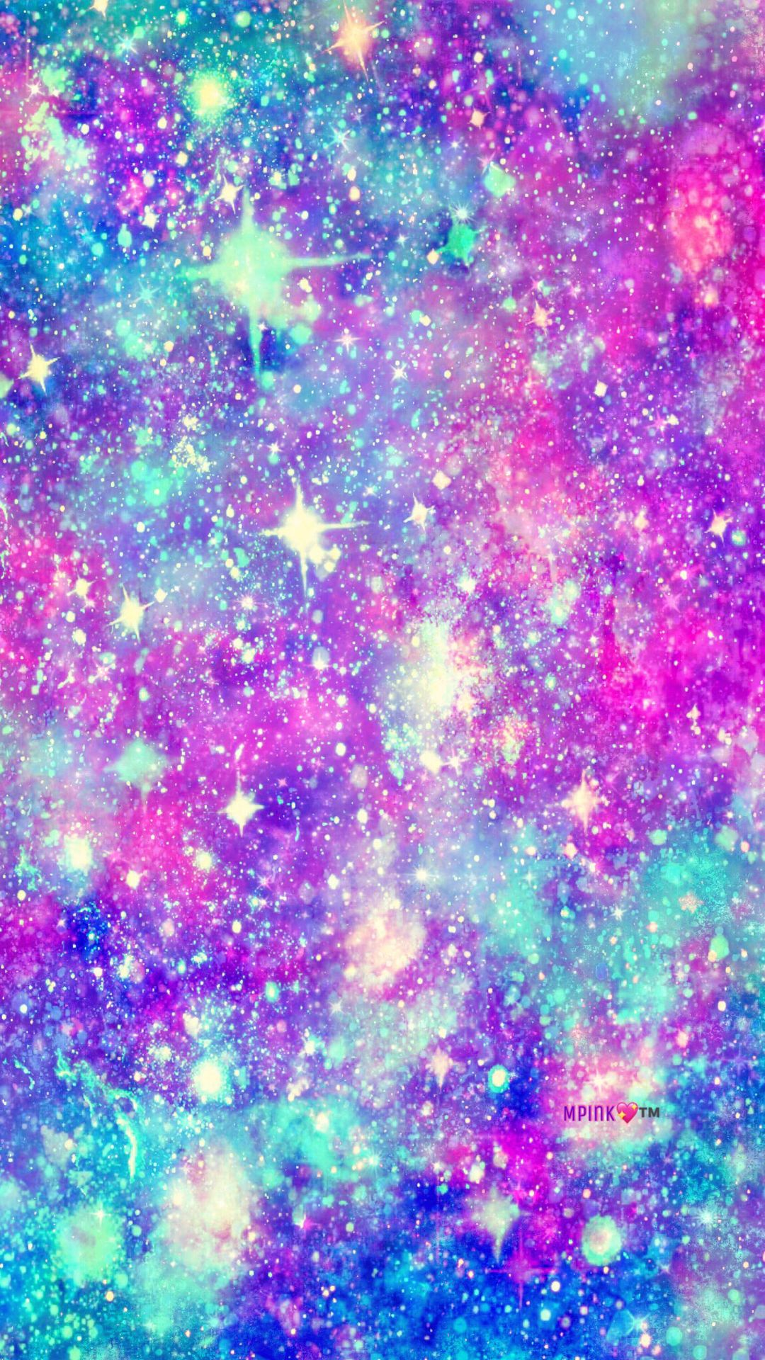 Glacial Galaxy Wallpaper Androidwallpaper Iphonewallpaper