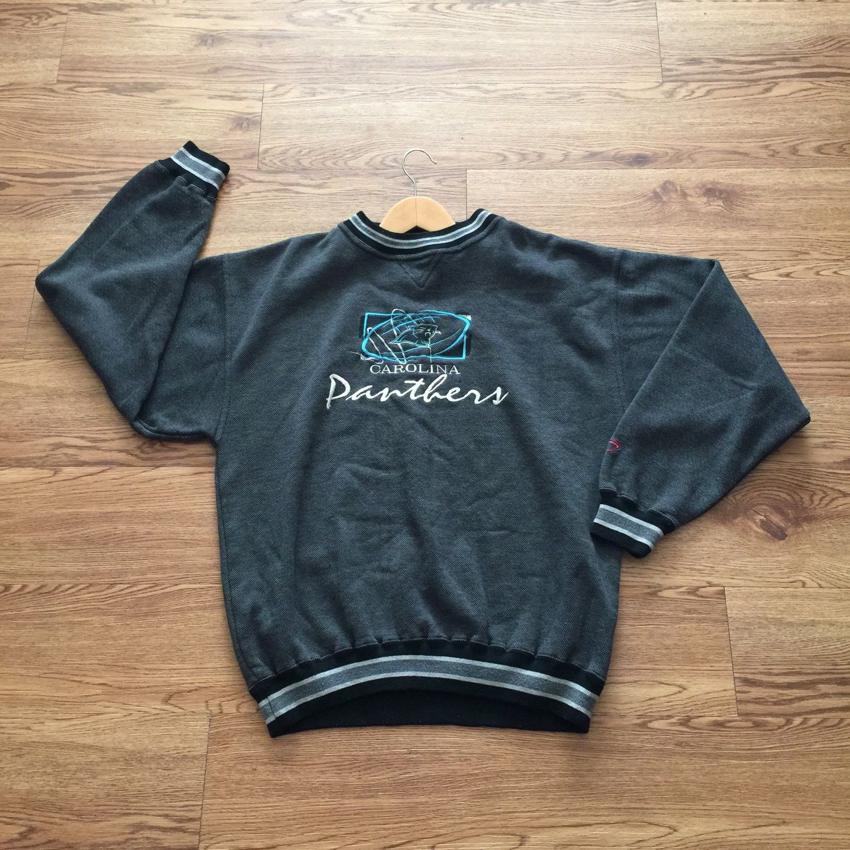 lowest price c063b 5553b Vintage Carolina Panthers Crewneck Sweatshirt | Vintage ...