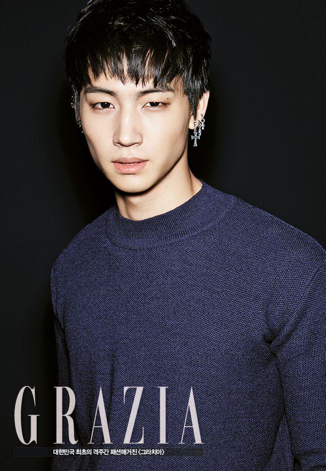 JB - Grazia Magazine December Issue '14 | got7 | Jaebum got7