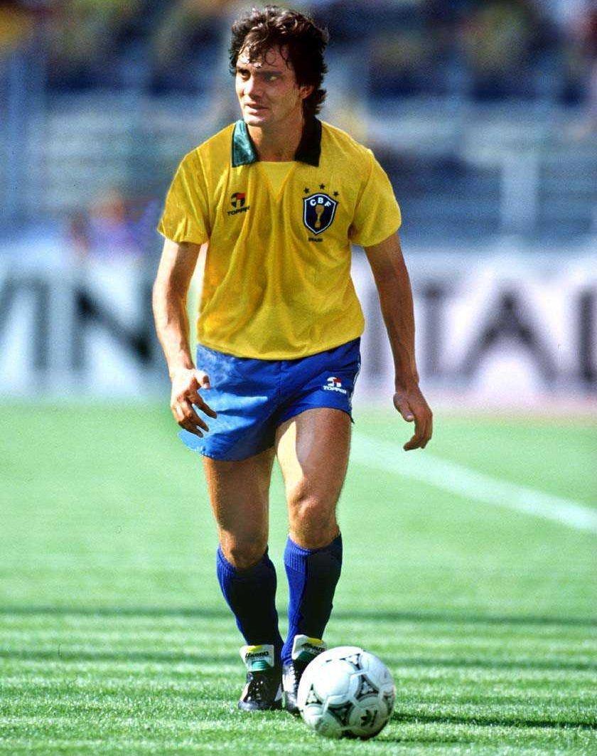 Claudio Ibrahim Vaz Leal (BRANCO)   Seleção Brasileira de Futebol