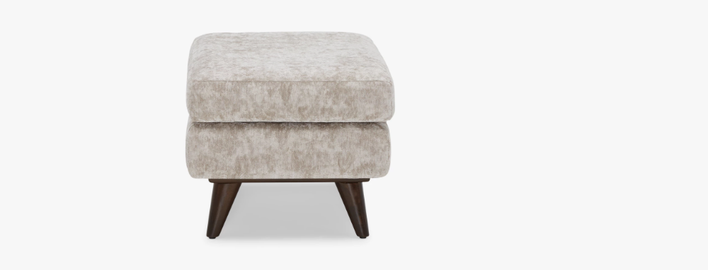 Magnificent Mid Century Modern Ottomans Benches Footstools Joybird Uwap Interior Chair Design Uwaporg