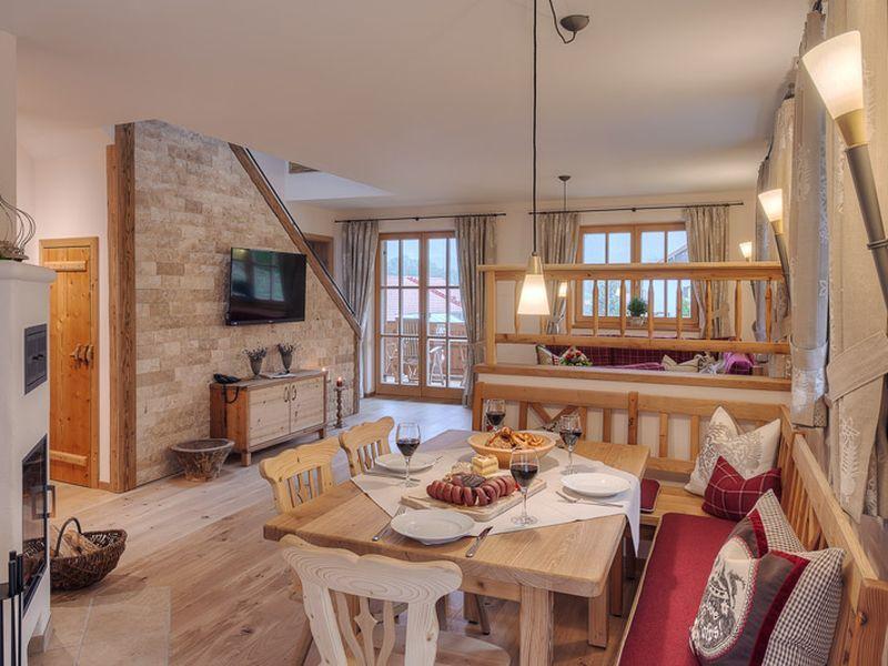 Ferienwohnung Fur 5 Personen 115 M In Ruhpolding Ferienwohnung Wohnung Wohnung Einrichten Tipps