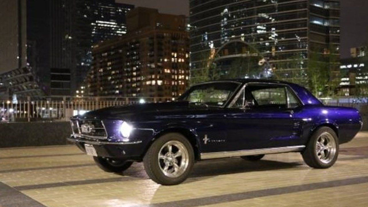 1967 Ford Mustang For Sale 100952679 With Images Mustang Ford