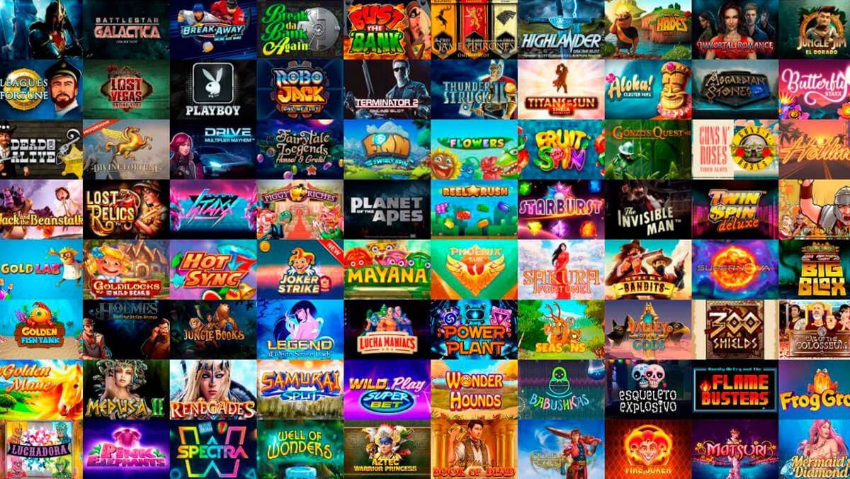 List Of The Best Online Casino Top Online Casino Comparison Site