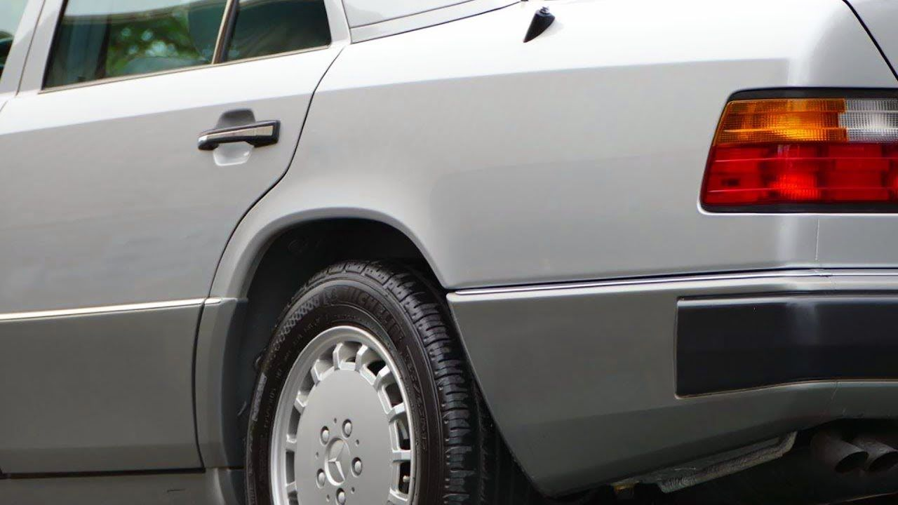Pin On Mercedes W124