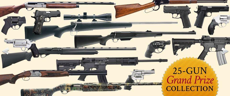 Nra rifle giveaway