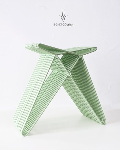 Heavy Rabbit Stool Design By Bongo Design