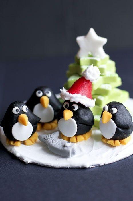Segnaposto Natalizi Pasta Di Sale.Pin Di Alida Gregorini Su Natale Dolci Natalizi Dolci Di Natale E