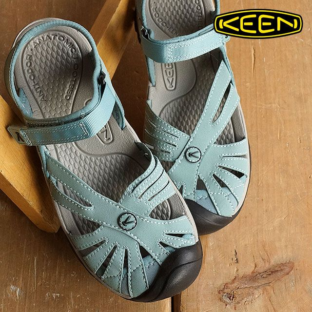 efccf023148e ... sandal Mineral Blue Neutral Gray - Purchase now to accumulate  reedemable points! Keen Rose