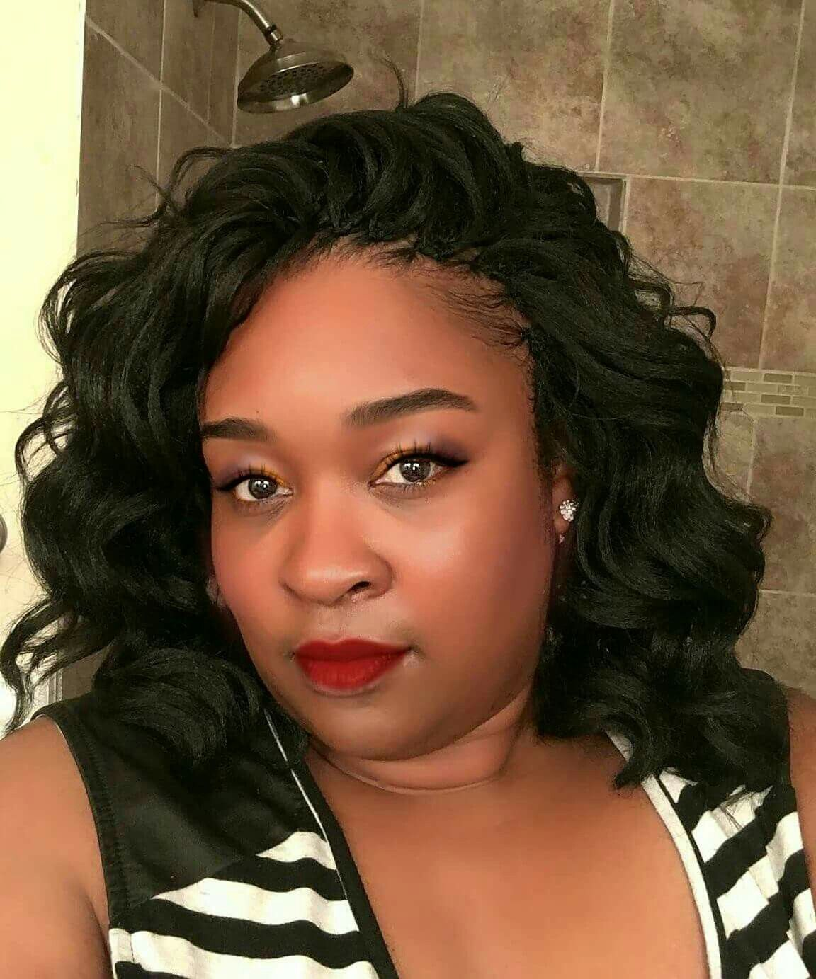What kind of hair do you use for crochet braids - We Ve Rounded Up 40 Stunning Crochet Braids With Human Hair To Inspire And Help You Find Your Next Do