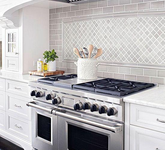 Fabulous 65 Kitchen Backsplash Tiles Ideas Tile Types And Designs Home Interior And Landscaping Eliaenasavecom