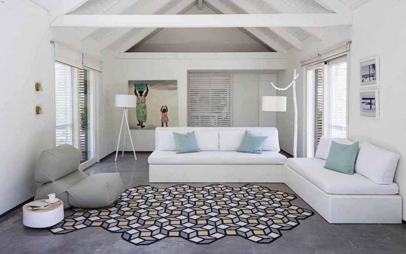 I tappeti di design che creano un mood contemporaneo   DESIGN STREET ...