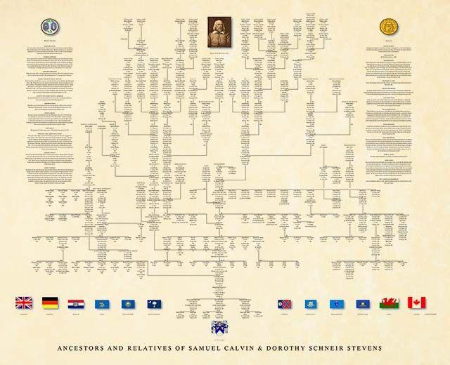 Genealogy Family Tree Genealogy Pinterest Genealogy Family