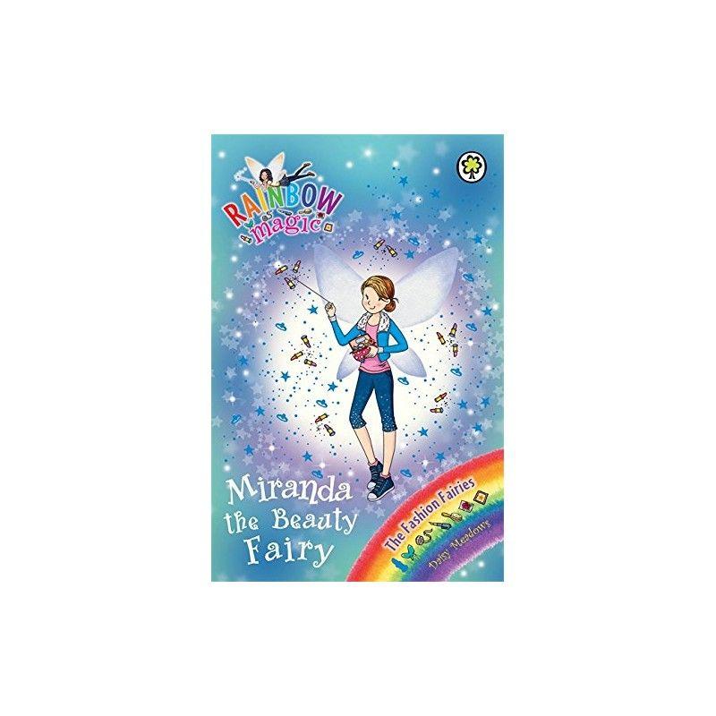 Miranda the Beauty Fairy (Rainbow Magic: The Fashion Fairies) - English Wooks