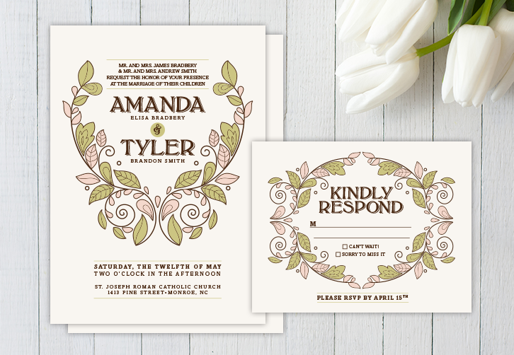 Wedding Invitation Traditions and Etiquette Wedding