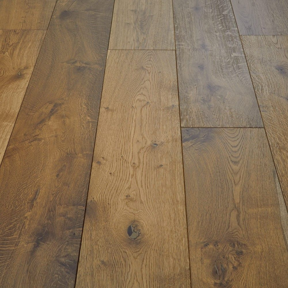 Kitchen Engineered Wood Flooring Grand Imperial Oak Brushed Oiled Engineered Wood Flooring 4
