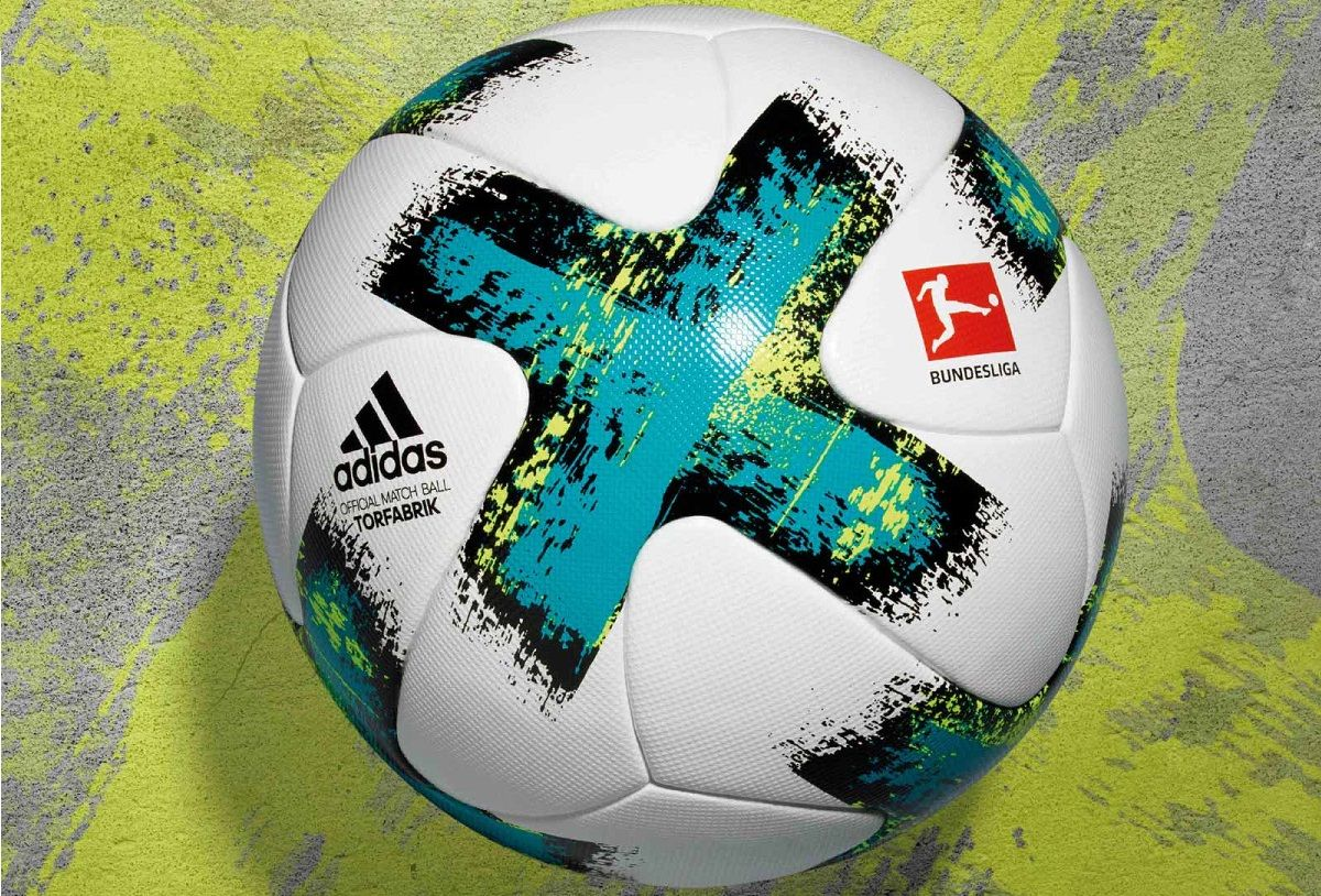 Torfabrik  Bola da Bundesliga 2017-2018  975fe89c0e1a7