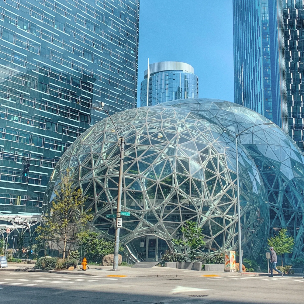 Amazon Spheres Seattle Hours And How To Visit