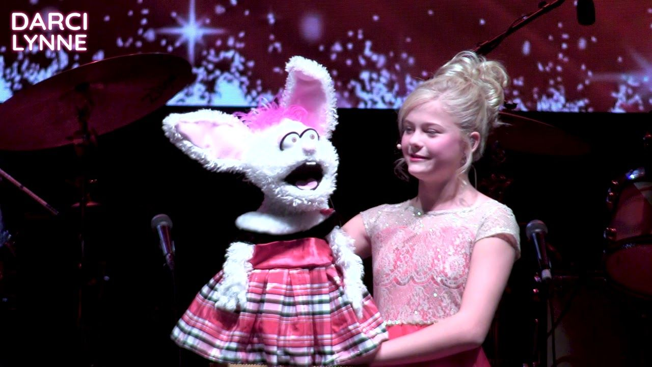 Darci Lynne - Have Yourself A Merry Little Christmas - YouTube ...