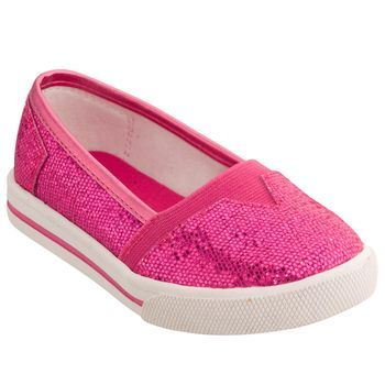 Sparkle Slip-On Sneakers