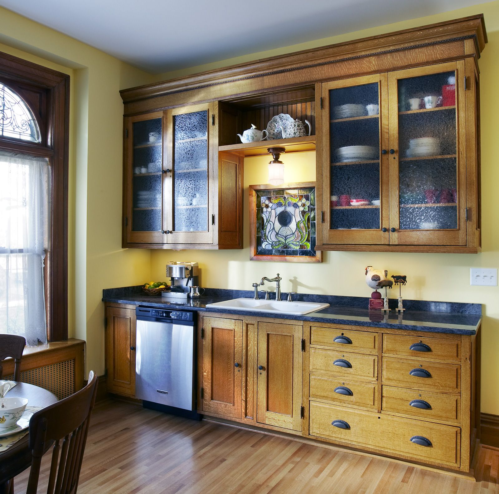 Superbe Historic Kitchen Remodel, Stillwater Minnesota