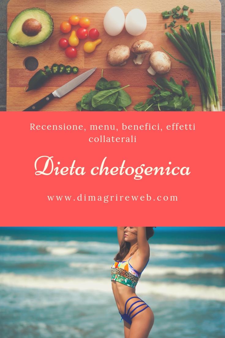 come seguire una dieta chetogenica per perdere peso
