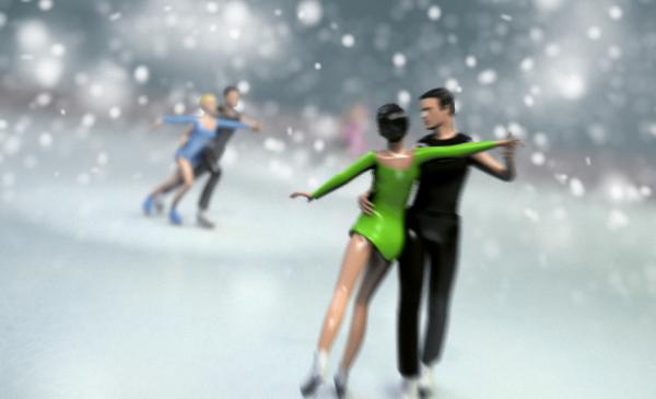 Learn to iceskate