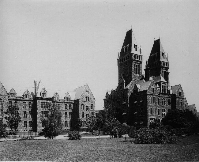 Buffalo State Hospital | Insane Asylum Buildings