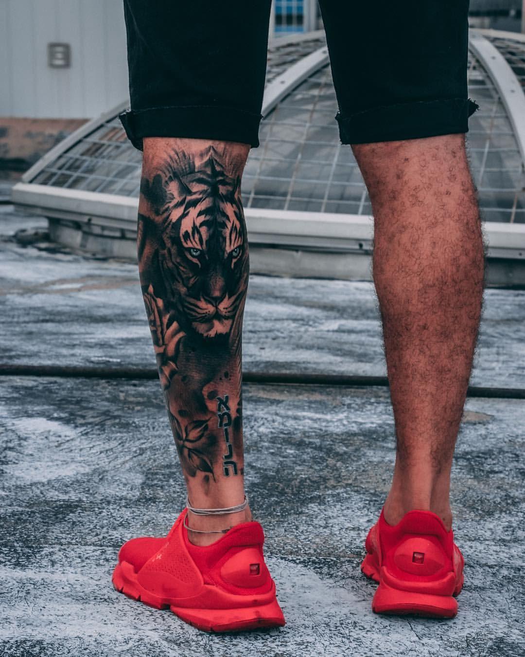 big shoutout too my tattoo artist @tattoo.sal ! give him a follow