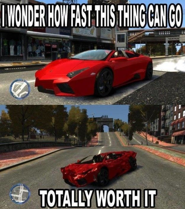 23 Memes That Will Make Gta Fans Laugh Harder Than They Should