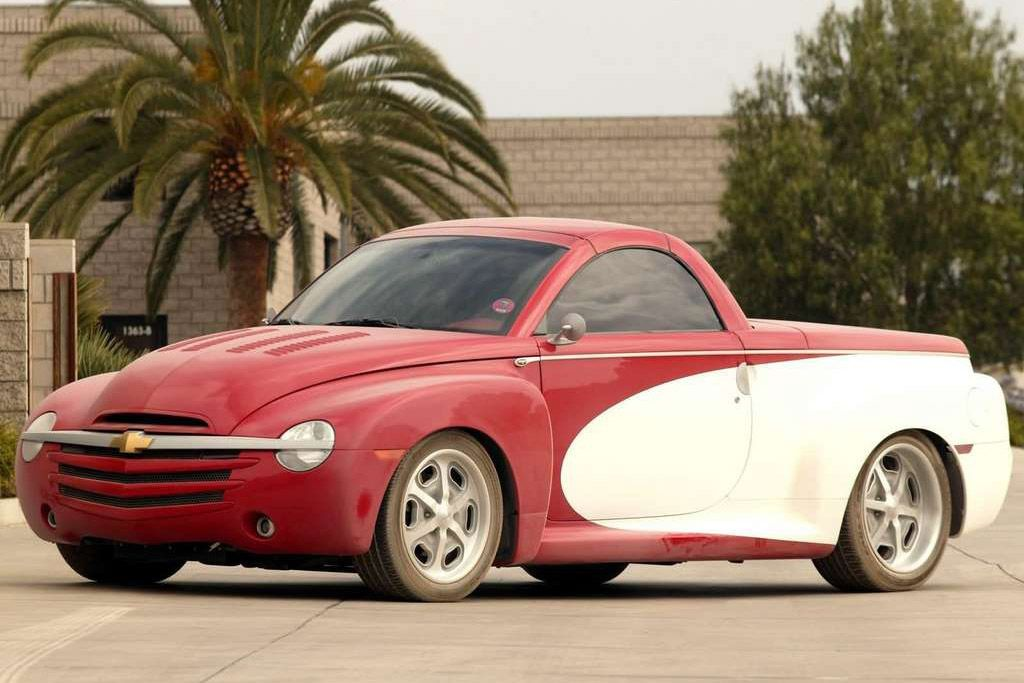 Used Chevrolet Ssr For Sale Buy Cheap Pre Owned Chevy Ssr Truck