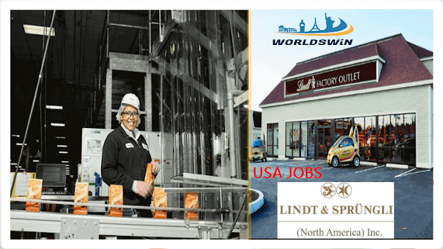 Job Openings In Lindt And Sprungli Company Full Time In Usa Job Opening Logistics Jobs Job
