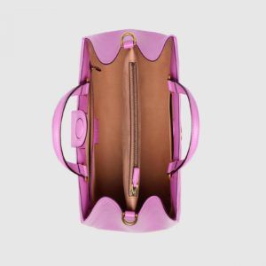 0aaf1b2b95e1 top-handles-boston-bags-pink-gucci-gg-marmont-small-matelassc3a9-top-handle- bag-womens-pink-leather 6-1