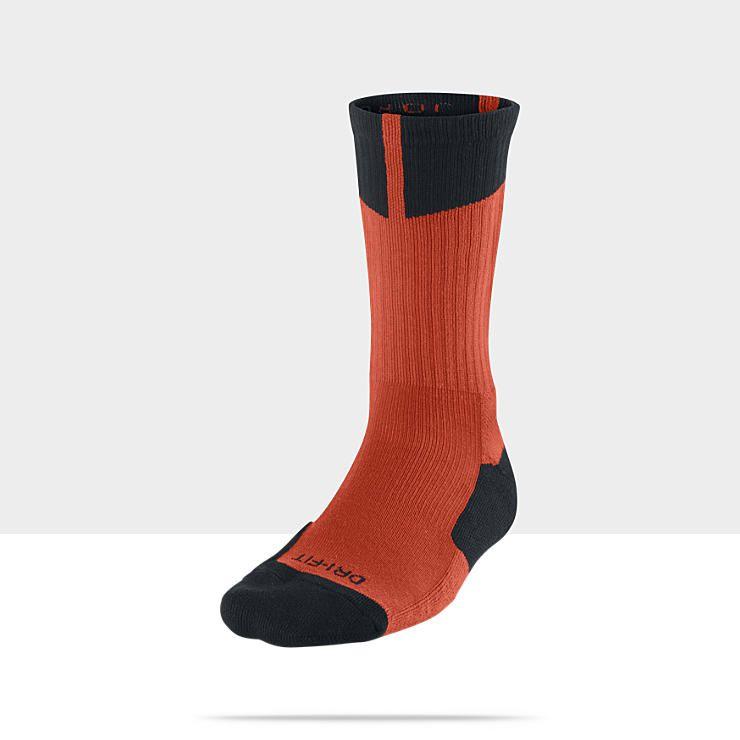 Air jordan drifit crew basketball socks 1 pair