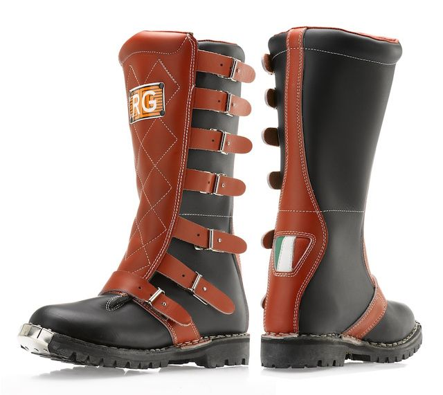Vibram RG boots