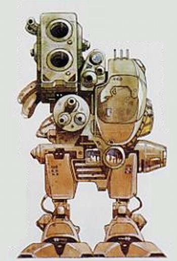 Metal Gear TX-55