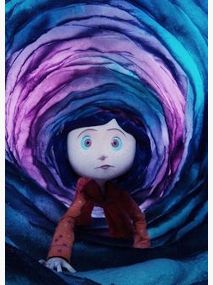 Coraline Poster by AnnoyingJuice