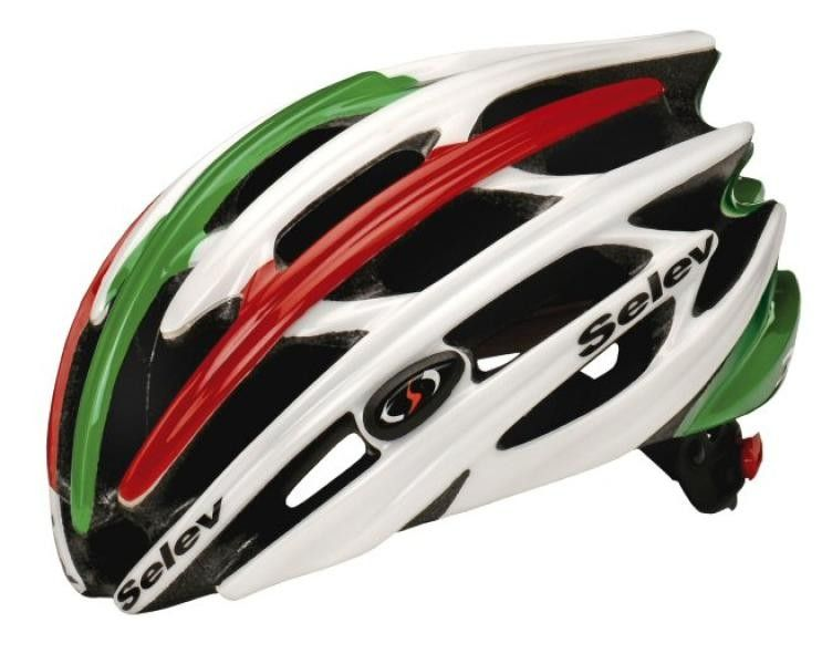 Selev Helmet Xp Ita Greenwhitered 7995 Cavalierebici