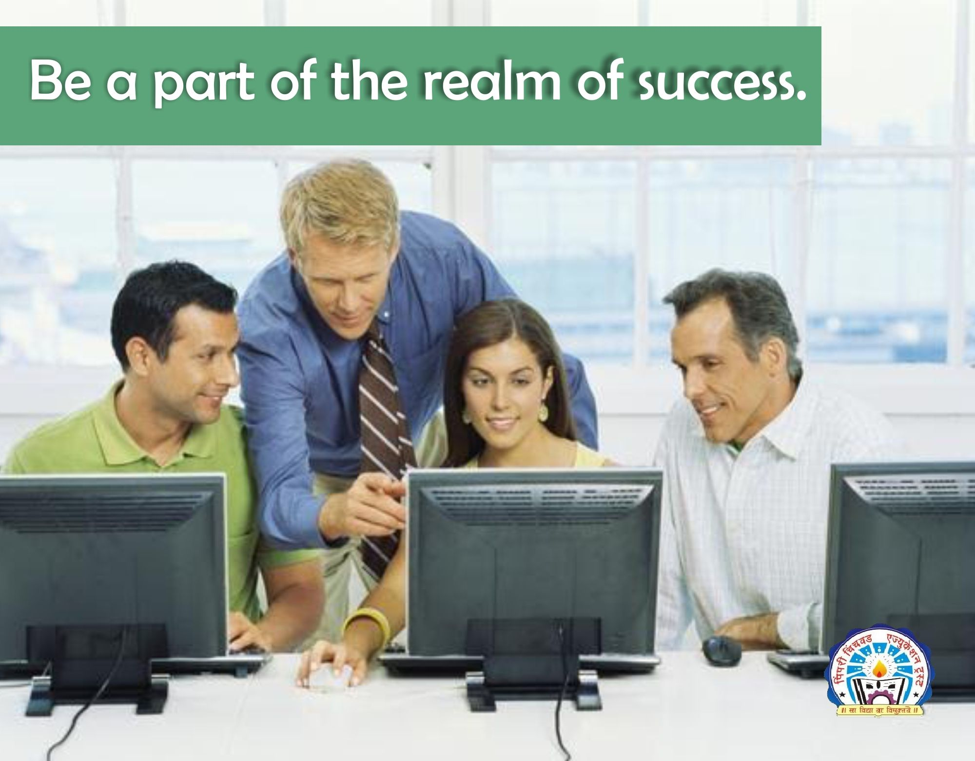 Join the realm of success in a venture of quality