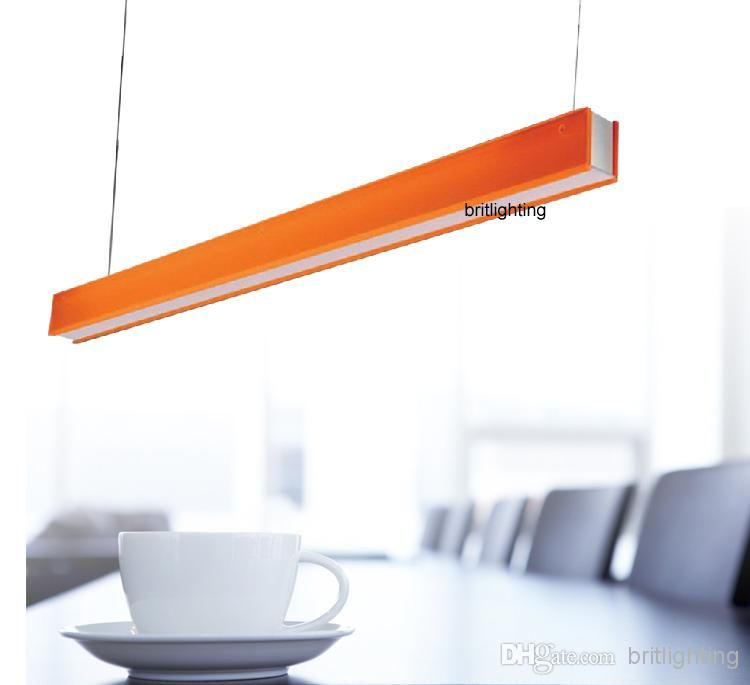 Office Linear Suspension Lighting Led Lamp Commercial Systems Indoor Ceiling Mounted Luminaires Hanging