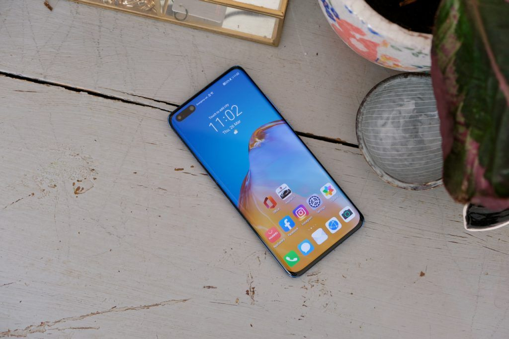 Huawei p40 pro review no google but a great camera