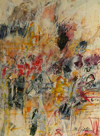 Marianne Gielen Modern Art Abstract Abstract Art