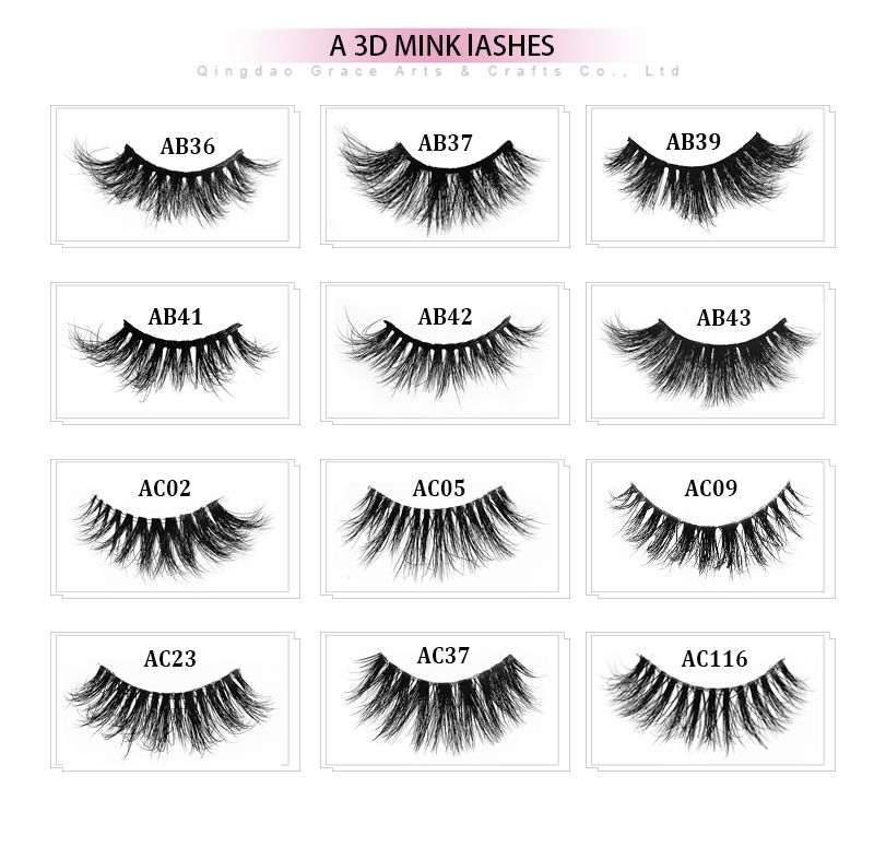 f725a46a003 Eyelash Feature:5D mink eyelashes Eyelash Material:Real mink fur hair Craft  Type:Handmade Eyelash Band:Clear & Black MOQ:50 Pairs for factory pack, ...