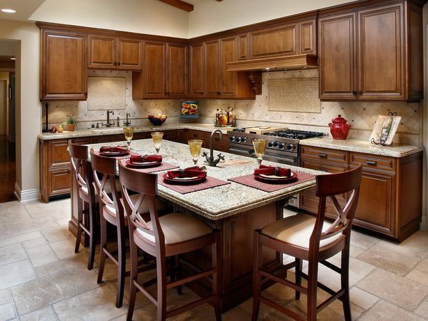 decorar cocina comedor | Diseño de interiores | Ideas para el hogar ...