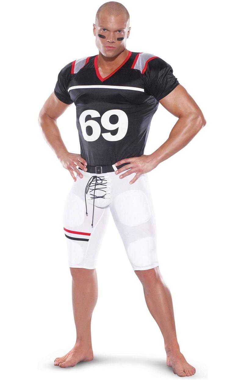 costume ideas men Sexy football