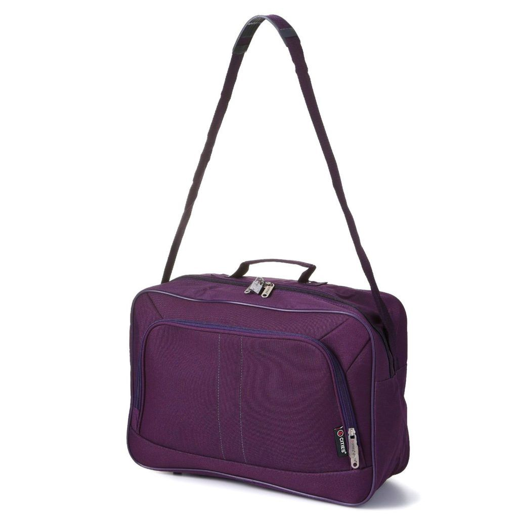 Carry On Hand Luggage Flight Duffle Bag, 2nd Bag or