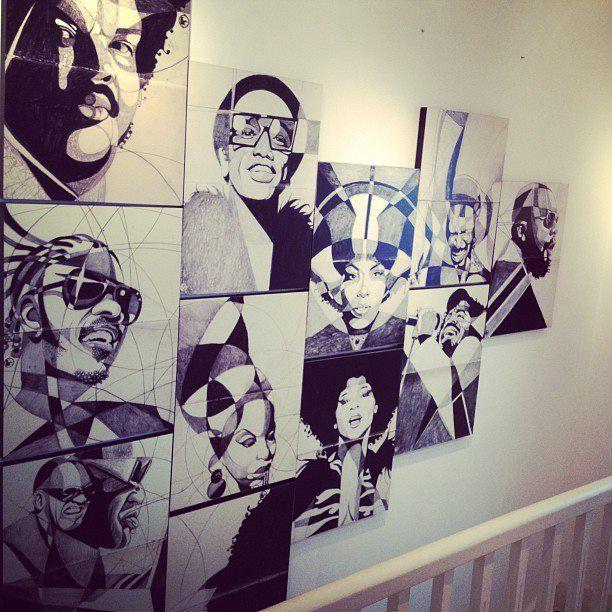"""Brazilian artist Gian Paolo La Barbera - https://www.behance.net/barbera - Funky Art - Funk Gumbo Radio: http://www.live365.com/stations/sirhobson and """"Like"""" us at: https://www.facebook.com/FUNKGUMBORADIO"""